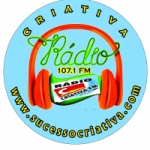 Logo da emissora Sucesso Criativa Web Rádio