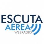 Logo da emissora Escuta Aérea Web Rádio