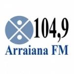 Logo da emissora Radio Ariana 104.9 FM