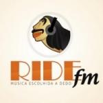 Logo da emissora Rádio Web Ride FM