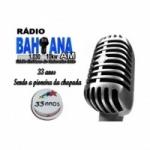 Logo da emissora R�dio Bahiana 1030 AM