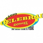 Logo da emissora Rádio Celebrai Gospel