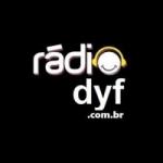 Logo da emissora Rádio Dyf