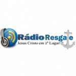 Logo da emissora Web Rádio Resgate IAMIR