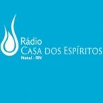 Logo da emissora R�dio Casa dos Esp�ritos Natal