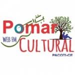 Logo da emissora Pomar Cultural Web Fm