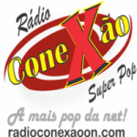 Logo da emissora R�dio Conex�o Super Pop