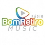 Logo da emissora Bom Retiro Music