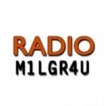 Logo da emissora Radio M1l Gr4u