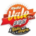 Logo da emissora Rádio Vale 99.5 FM