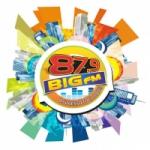 Logo da emissora Rádio Big 87.9 FM