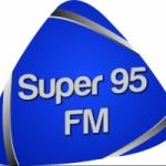Logo da emissora Rádio Super 95.5 FM