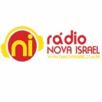 Logo da emissora FM Nova Israel