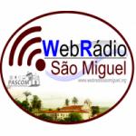 Logo da emissora Web Rádio São Miguel