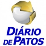 Logo da emissora Rádio Diário de Patos