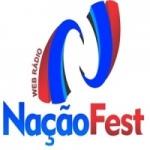 Logo da emissora Web Rádio Nação Fest