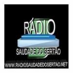 Logo da emissora R�dio Saudade do Sert�o