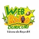 Logo da emissora Rádio Ouricuri