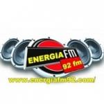 Logo da emissora Rádio Energia 92