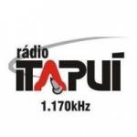 Logo da emissora Rádio Itapuí 1170 AM