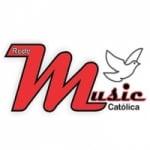 Logo da emissora Rede Music de Rádio Católica