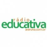 Logo da emissora Rádio Educativa Araruna