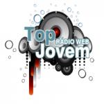 Logo da emissora Rádio Web Top Jovem
