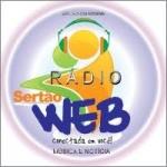 Logo da emissora Rádio Sertão Web