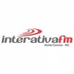 Logo da emissora Rádio Interativa 87.9 FM