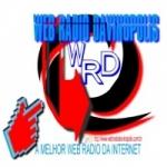 Logo da emissora Web R�dio Davin�polis