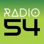 Logo da emissora R�dio 54