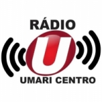 Logo da emissora Rádio Umari Centro
