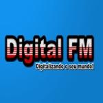 Logo da emissora Digital FM