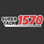 Logo da emissora WWCK 1570 AM SuperTalk