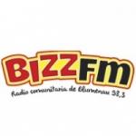 Logo da emissora R�dio Bizz 98.3 FM