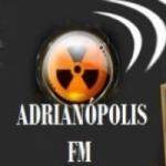 Logo da emissora Adrian�polis Fm web R�dio