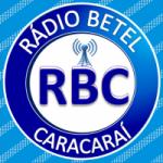 Logo da emissora R�dio Betel Caracara�