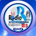 Logo da emissora Rádio Betel Caracaraí