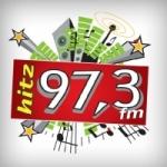 Logo da emissora R�dio Hitz 97.3 FM