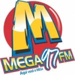 Logo da emissora RádioMega 97 FM