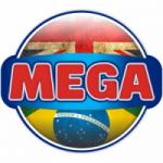 Logo da emissora Mega Web Radio