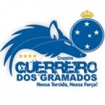 Logo da emissora Rádio Guerreiro dos Gramados