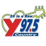Logo da emissora WYTZ 97.5 FM Y