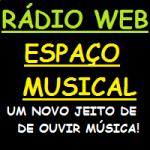 Logo da emissora Rádio Web Espaço Musical