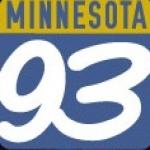 Logo da emissora Radio KATO 93.1 FM