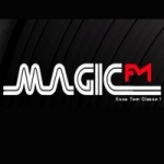Logo da emissora Rádio Magic Online