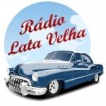 Logo da emissora Rádio Lata Velha