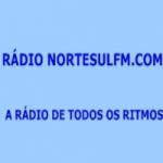 Logo da emissora Rádio Norte Sul FM