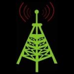 Logo da emissora Web FM Rock