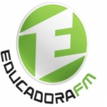 Logo da emissora Rádio Educadora FM 105,3